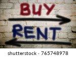 buy or rent  | Shutterstock . vector #765748978