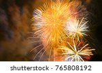 abstract new year background   Shutterstock . vector #765808192