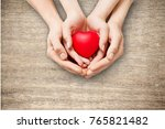 care  day  mother. | Shutterstock . vector #765821482