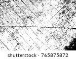 grunge black and white pattern. ... | Shutterstock . vector #765875872