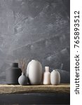 home decor   various neutral...   Shutterstock . vector #765893512
