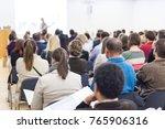 business and entrepreneurship... | Shutterstock . vector #765906316