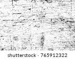 grunge black and white pattern. ... | Shutterstock . vector #765912322