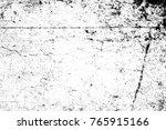 grunge black and white pattern. ... | Shutterstock . vector #765915166