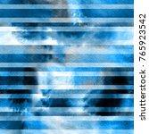 abstract blue pattern... | Shutterstock . vector #765923542