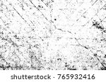 grunge black and white pattern. ...   Shutterstock . vector #765932416