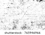grunge black and white pattern. ... | Shutterstock . vector #765946966