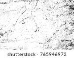 grunge black and white pattern. ... | Shutterstock . vector #765946972