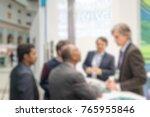 scientific forum theme creative ...   Shutterstock . vector #765955846
