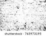 grunge black and white pattern. ...   Shutterstock . vector #765973195