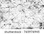 grunge black and white pattern. ...   Shutterstock . vector #765976945