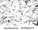 grunge black and white pattern. ...   Shutterstock . vector #765982075