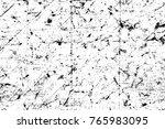 grunge black and white pattern. ...   Shutterstock . vector #765983095