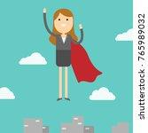 success business. business... | Shutterstock .eps vector #765989032