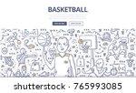 doodle vector illustration of a ...   Shutterstock .eps vector #765993085