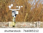 Small Weather Station Fitted To ...