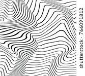 pattern abstract vector texture ...   Shutterstock .eps vector #766091812