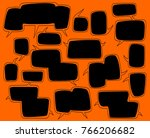 cartoon comic bubble  speech... | Shutterstock .eps vector #766206682