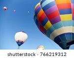 japan  saga  balloon fiesta   Shutterstock . vector #766219312