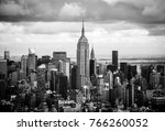 new york  usa   09 30 17 ... | Shutterstock . vector #766260052