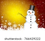 abstract christmas background.   Shutterstock . vector #766429222