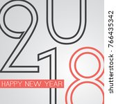 best wishes   retro style happy ... | Shutterstock .eps vector #766435342