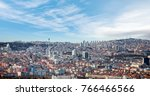ankara  capital city of turkey | Shutterstock . vector #766466566