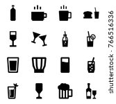 origami style icon set   water...   Shutterstock .eps vector #766516336