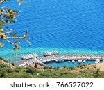 assos  behramkale  old harbor | Shutterstock . vector #766527022