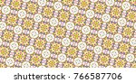 sloping colorful seamless... | Shutterstock . vector #766587706