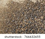 concrete wall decay background ... | Shutterstock . vector #766632655