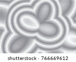 abstract bright backdrop with... | Shutterstock . vector #766669612