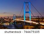 Bosphorus Bridge Long Exposure.