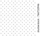 polka dot. white background.... | Shutterstock .eps vector #766710946