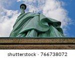 statue of liberty  new york  usa | Shutterstock . vector #766738072