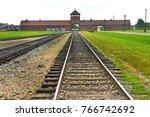 Auschwitz Concentration Camp...