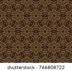 geometric shape abstract...   Shutterstock . vector #766808722