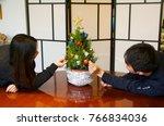 Mini Rosemary Christmas Tree...