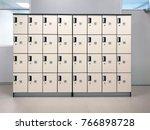 Lockers Storage Furniture In A...