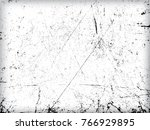 scratch grunge urban background.... | Shutterstock .eps vector #766929895