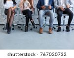 the people sitting in the... | Shutterstock . vector #767020732