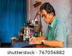 jakarta  java island  indonesia ... | Shutterstock . vector #767056882