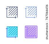 Area Concept Linear Symbols....