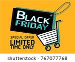 special offer sale | Shutterstock .eps vector #767077768