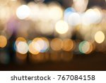 candle light boke blur for... | Shutterstock . vector #767084158