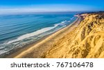 aerial of beach in blacks beach ...   Shutterstock . vector #767106478