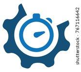 efficiency   employee... | Shutterstock .eps vector #767116642