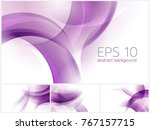 circle abstract background...   Shutterstock .eps vector #767157715