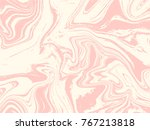 pink and white marble texture...   Shutterstock . vector #767213818