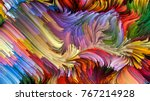 color in motion series.... | Shutterstock . vector #767214928